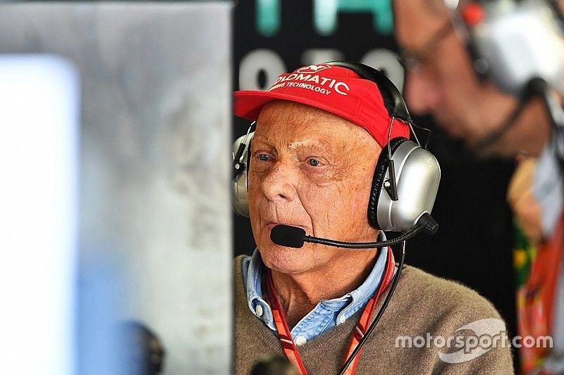 La familia del motorsport rinde tributo a Lauda