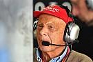 "Formule 1 ""Under investigation"" moet afgeschaft worden, vindt Lauda"