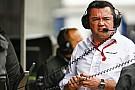 Formule 1 Boullier :