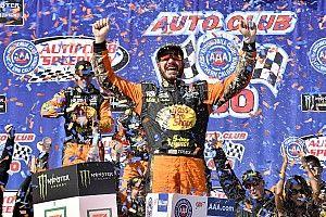 Martin Truex Jr.: Drei Rennen in Folge kann ich auch gewinnen!
