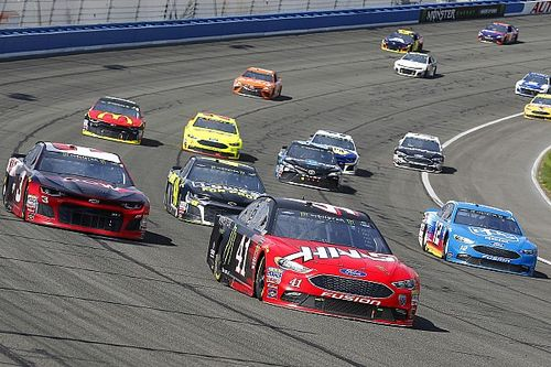 Roundtable: The next test for NASCAR's new aero package