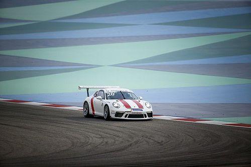 بورشه جي تي 3 الشرق الأوسط: بيريرا يهيمن على مجريات السباق الثاني في البحرين