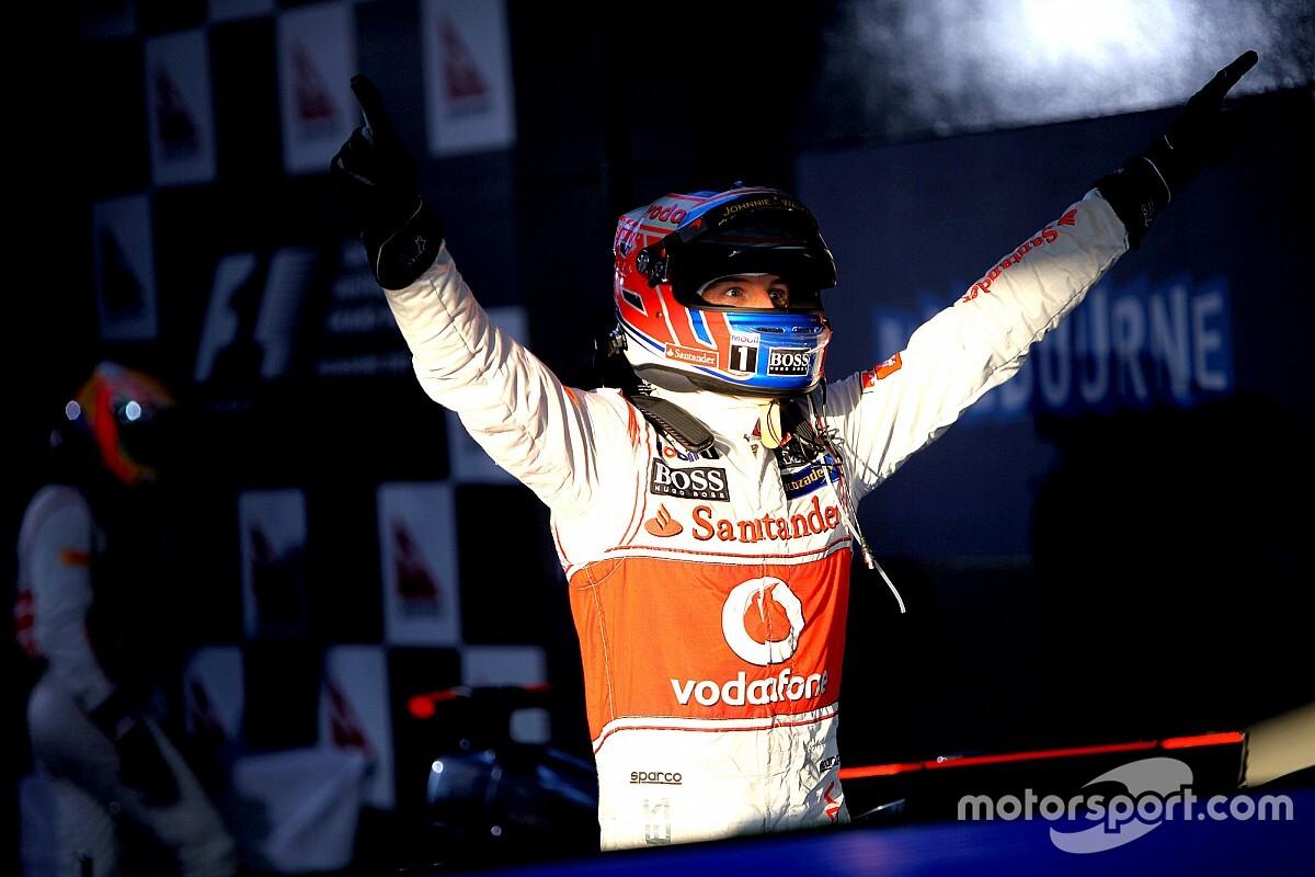 Баттон: Восемь лет назад почти перешел в Ferrari