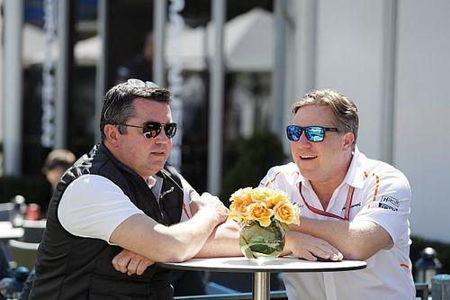 Brown, Alonso'nun menajeriyle IndyCar görüşmesi yaptığını yalanladı