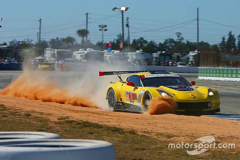 Jan Magnussen: Corvette disaster at Sebring, woe for Kevin in Oz
