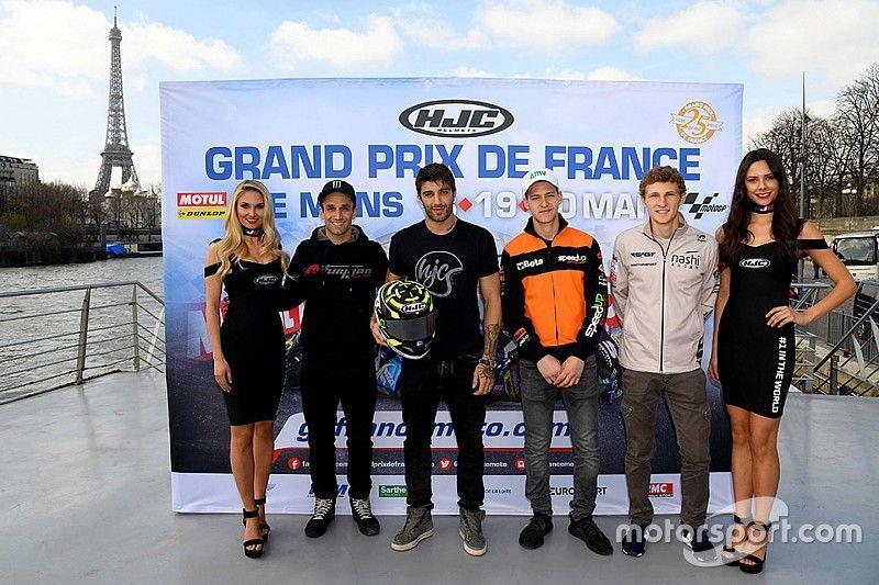 Le GP de France MotoGP se prépare après une année 2017 record