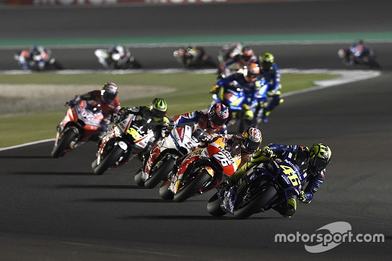 Kalender voor MotoGP-seizoen 2019 bevestigd
