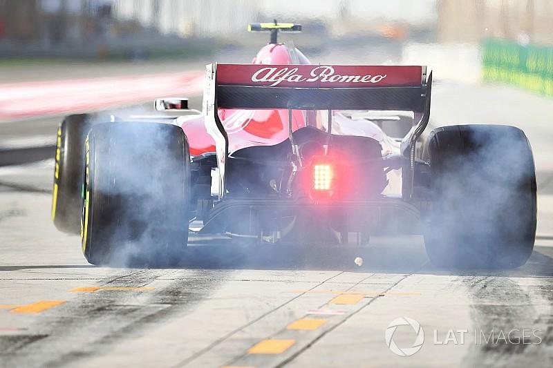 Formel 1 Bahrain 2018: Die Startaufstellung in Bildern