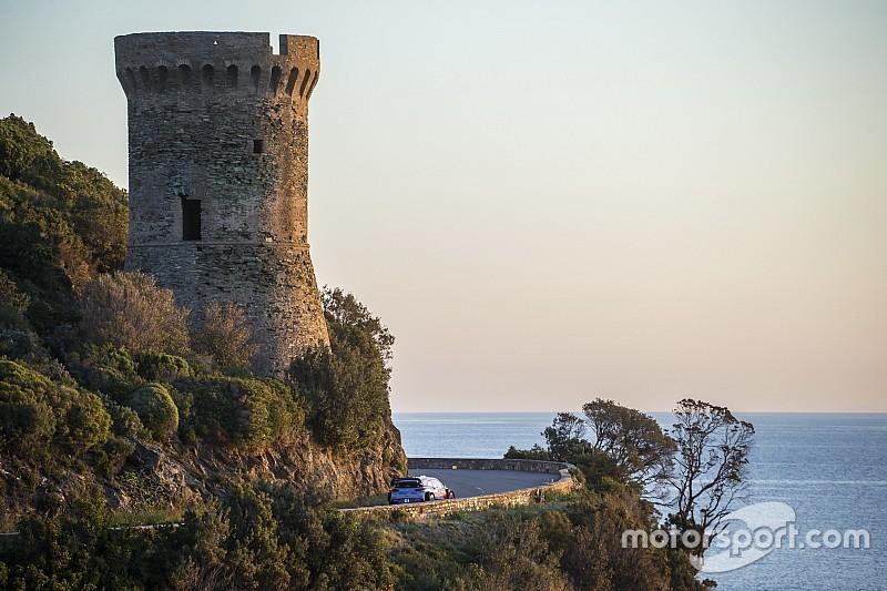 Así fue la última parada del WRC en el histórico Rally de Córcega
