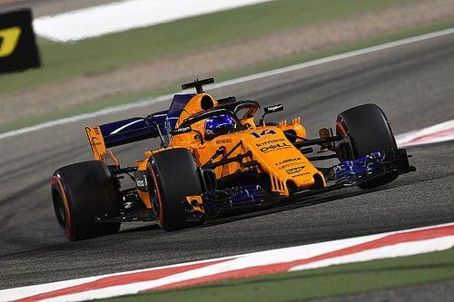 """Alonso n'est """"pas inquiet"""" malgré sa déconvenue"""