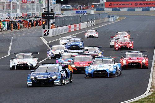 2019スーパーGT年間エントリー発表、GT500は15台、GT300は29台が参戦予定