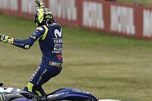 Galeri: Rossi/Marquez teması