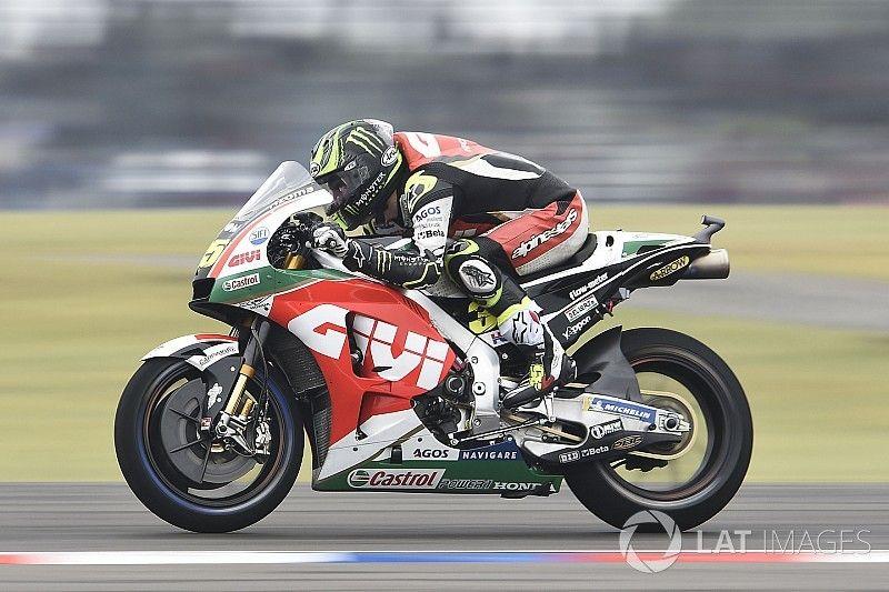Положение в зачете MotoGP после Гран При Аргентины