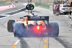 Онлайн Гран При Бахрейна: вторая тренировка