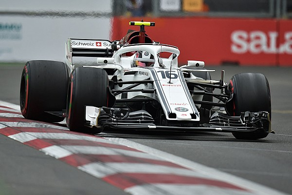 Formula 1 Sauber can be