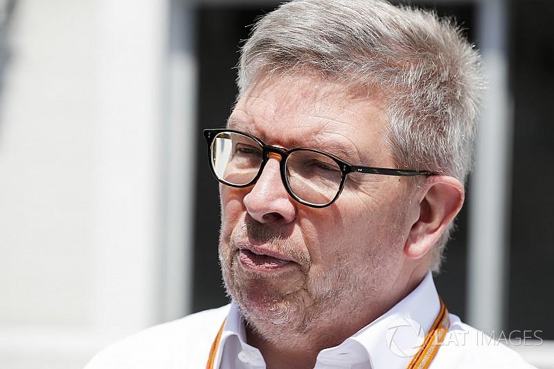 Brawn, başarısız olan ilk F1 TV yayını için özür diledi