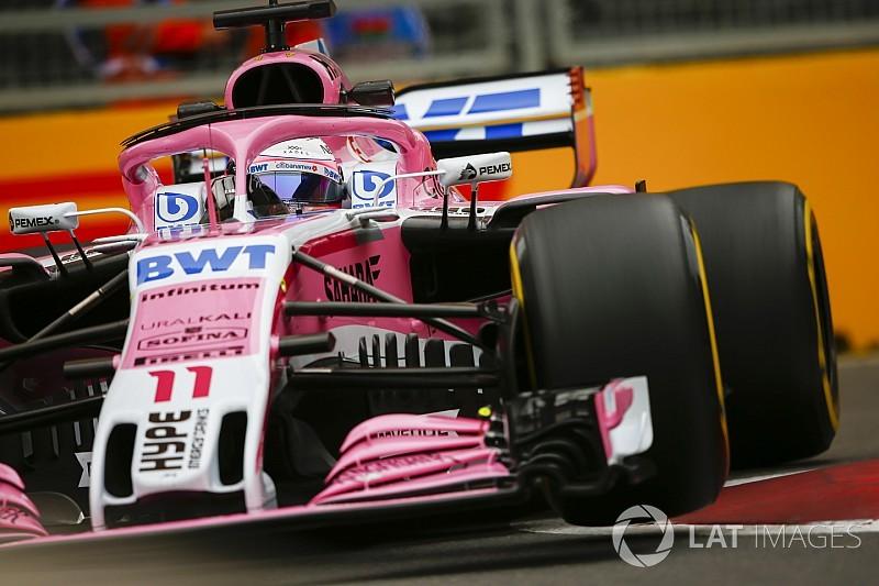 Клиенты Mercedes получили улучшенный квалификационный режим мотора