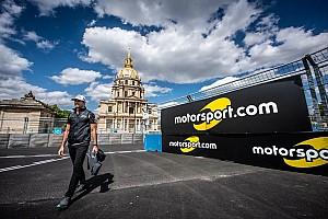 Formula E Motorsport.com hírek A párizsi Formula E verseny: képek az utcai hétvégéről
