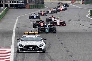 Las salidas de la F2 serán tras el Safety Car en Austria y Gran Bretaña