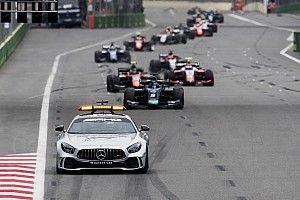 Mobil sering mogok, Formula 2 ubah aturan start balapan