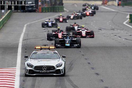 F2: in Austria e Inghilterra la partenza avverrà dietro la safety car