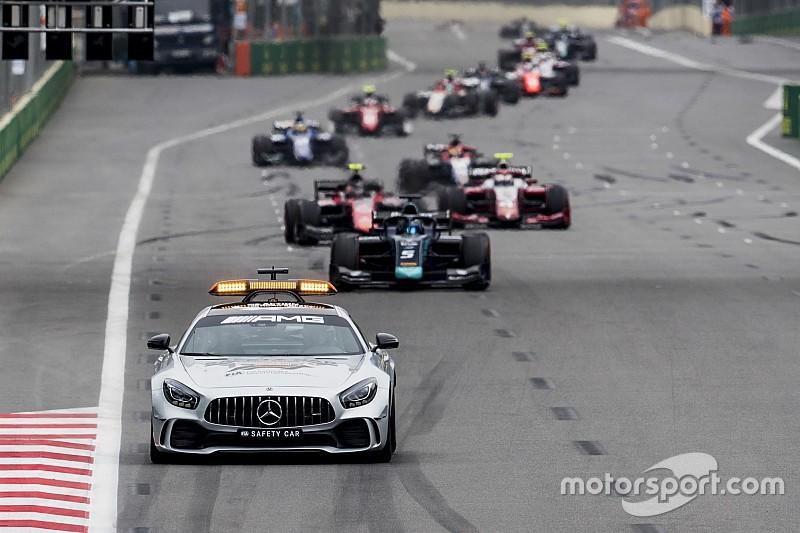 F2オーストリア:ラッセルが連続PP。決勝はローリングスタートを採用