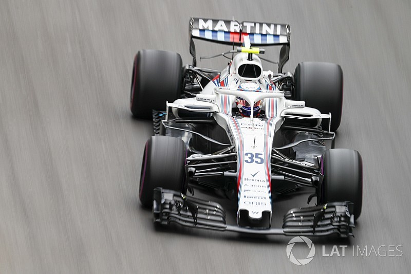 Williams profitiert von Strafe & Strecke: Sirotkin erstmals in Q2