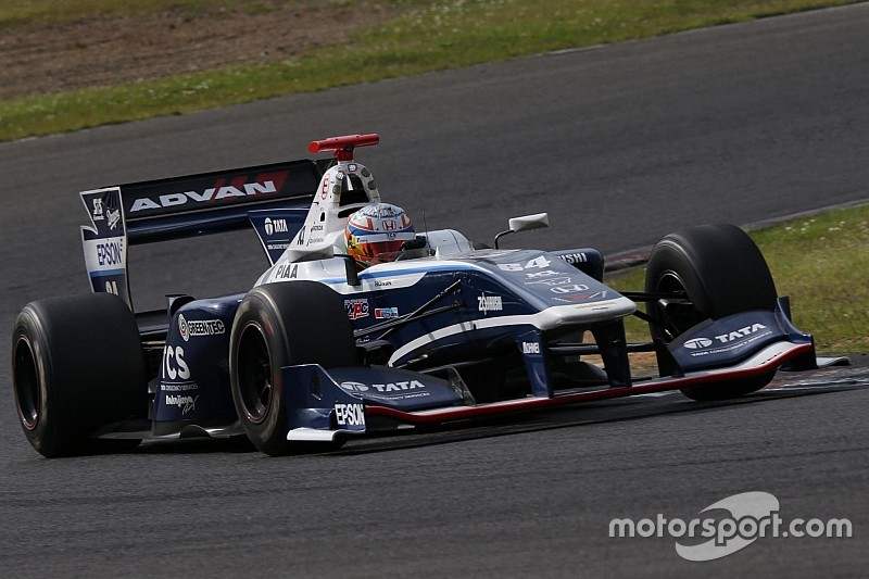 Karthikeyan: Super Formula podiums now in reach after breakthrough