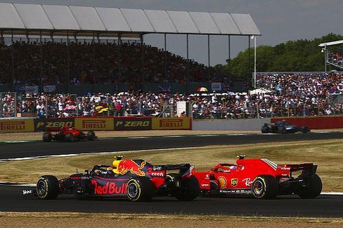 """Red Bull, """"muy expuesto"""" por la """"demencial"""" velocidad de Ferrari"""