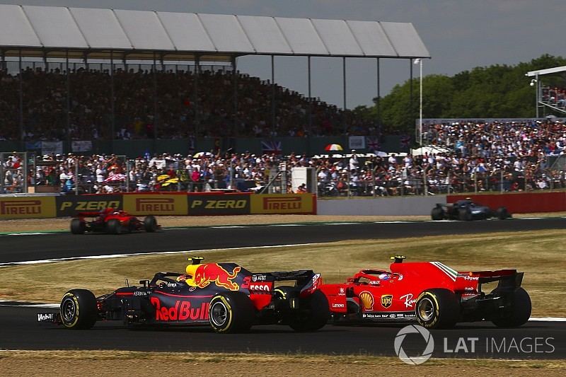 "Red Bull ""hugely exposed"" by ""insane"" Ferrari speed - Horner"