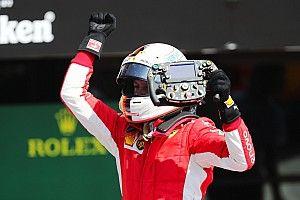 Estadísticas: Vettel alcanza las 51 victorias de Prost