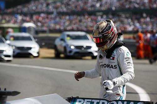 Hamilton: Asla vazgeçmeyeceğim!
