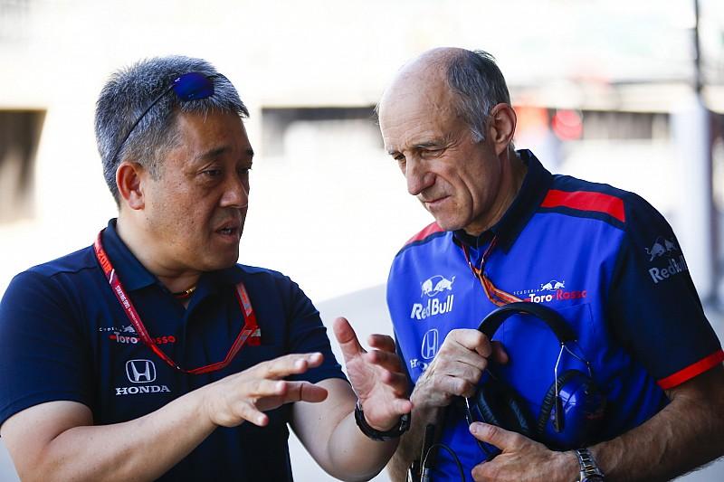 """Tost hoopvol over Honda: """"Motor niet zo slecht, goed pakket voor Red Bull"""""""