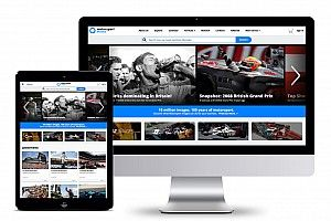 """منصّة """"صور موتورسبورت"""" تعيد للحياة قرنًا من أرشيف رياضة السيارات الأغنى في العالم"""