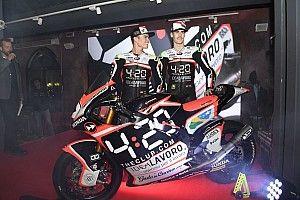A Milano c'è una Forward Racing vestita di nuovo!