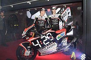Luncurkan livery, Forward Racing punya sponsor baru