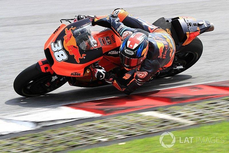 """KTM in Sepang: """"1,5 Sekunden Rückstand sind noch zu viel"""""""
