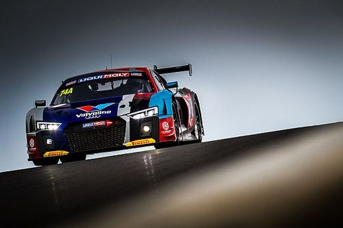 Bathurst 12 Hour: Audis lead at halfway point