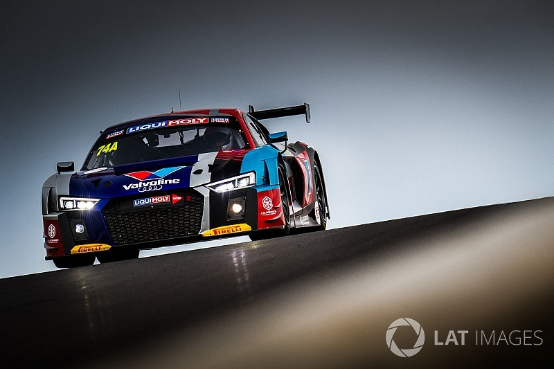 Bathurst 12 Hour: Audi one-two in final practice
