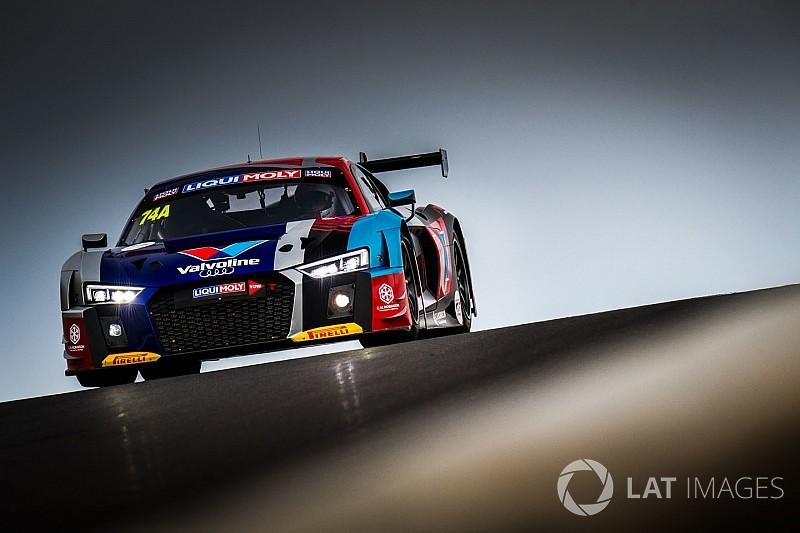 Bathurst 12 Hour: Audis lead at halfway point