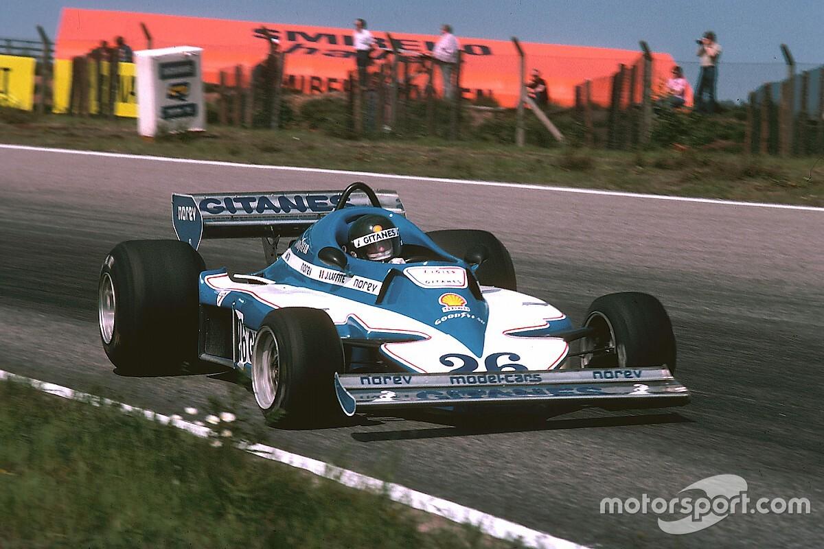 Retour sur la première victoire en F1 de Jacques Laffite