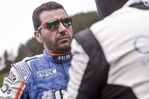 ERC Ultime notizie Sei eventi nell'ERC per Aloísio Monteiro con ARC Sport