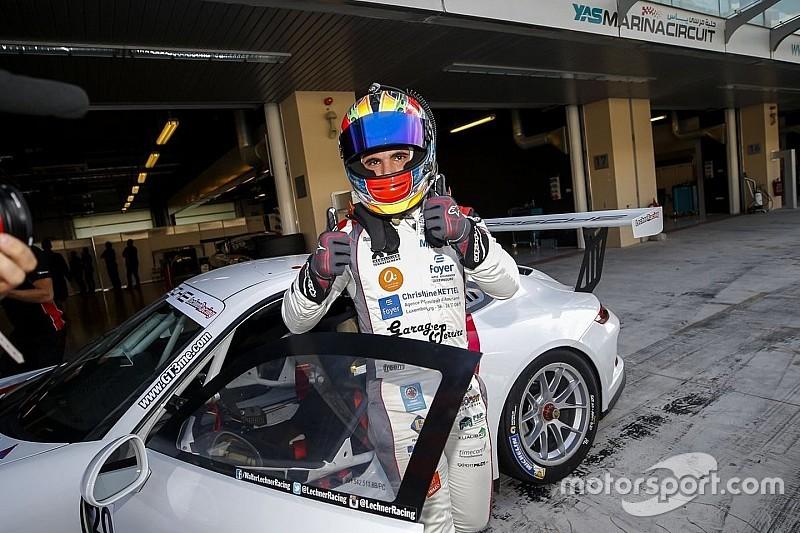 بورشه جي تي 3 الشرق الأوسط: بيريرا ينطلق أمام الزُبير في السباق الثاني في أبوظبي