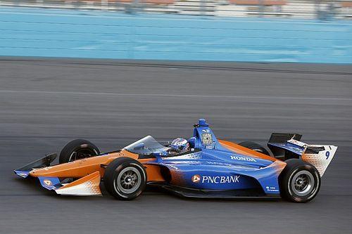 GALERÍA: Así fue el test de IndyCar el viernes en Phoenix