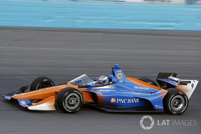 L'IndyCar n'introduira probablement pas le pare-brise en 2018