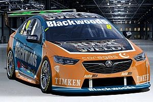 Livery for Percat's new Commodore revealed