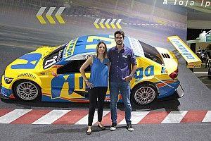 Bia Figueiredo será companheira de equipe de Thiago Camilo