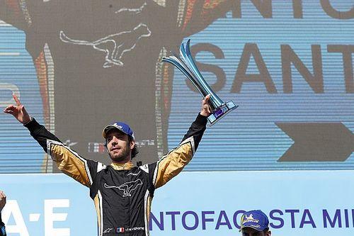 Vergne gana en Chile mientras Pechito sufre retiro