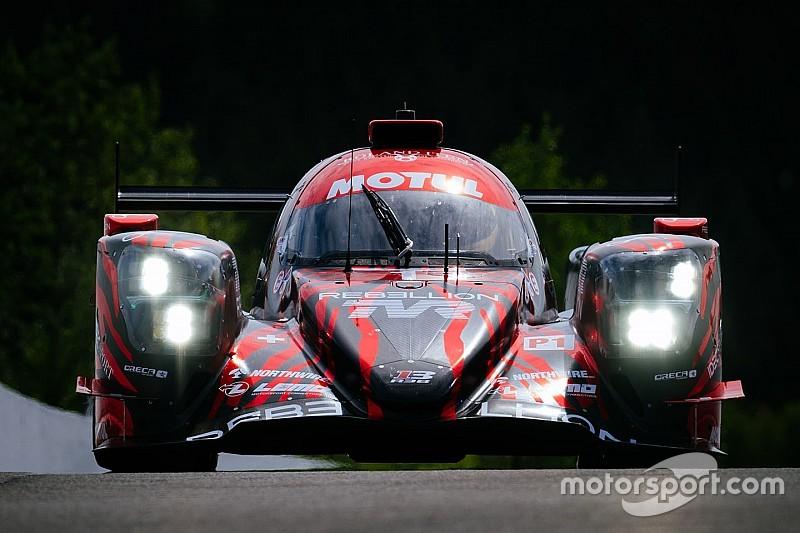 Los privados dejan a Toyota 2º y 5º en los últimos libres del WEC en Spa