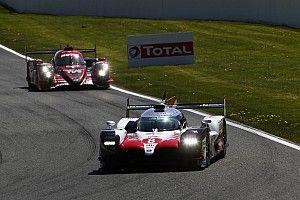 Los LMP1 privados reciben un lastre mayor para los test de Le Mans